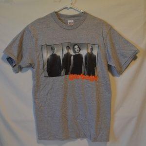 90s Vintage GARBAGE 1998 US Tour T-Shirt Large